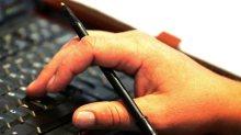 writing on laptop1